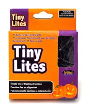 Picture of Halloween Tiny Lites 15ct (More Colors)