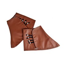 Picture of Steampunk Brown Spats