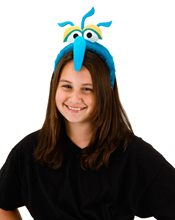 Picture of The Muppets Gonzo Fuzzy Headband