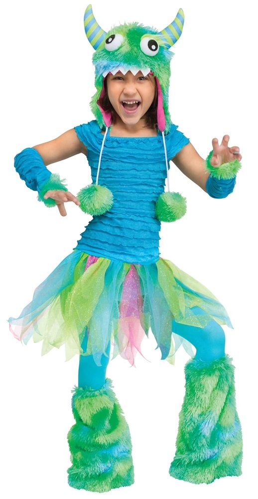 Picture of Blue Beastie Toddler & Child Costume