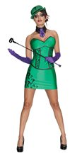 Picture of Miss Riddler Adult Womens Costume