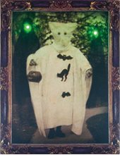 Picture of Vintage Ghosts Light-Up Photo