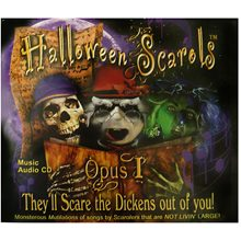 Picture of Big Scream Halloween Scarols Opus I CD