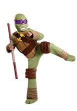 Picture of Teenage Mutant Ninja Turtles Deluxe Donatello Child Costume