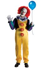 Picture of Pennywise Deluxe Adult Mens Costume