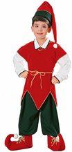Picture of Velvet Elf Child Costume