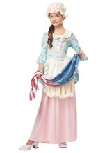 Picture of Colonial Betsy Ross Child Costume