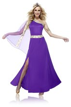 Picture of Purple Royal Empress Adult Womens Costume