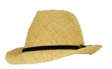 Picture of Maize Fedora Hat