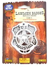 Picture of Lawman Badge (More Styles)