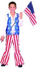 Picture of Patriotic Boy Child Costume
