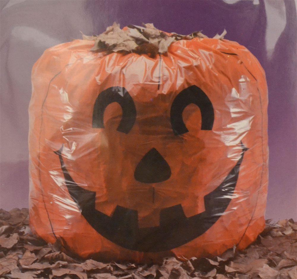 Picture of Giant Pumpkin Leaf Bag