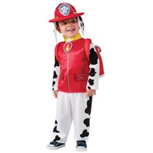 Picture of Paw Patrol Marshall Toddler and Child Costume