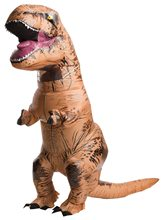Picture of Jurassic World Inflatable T-Rex Adult Mens Costume