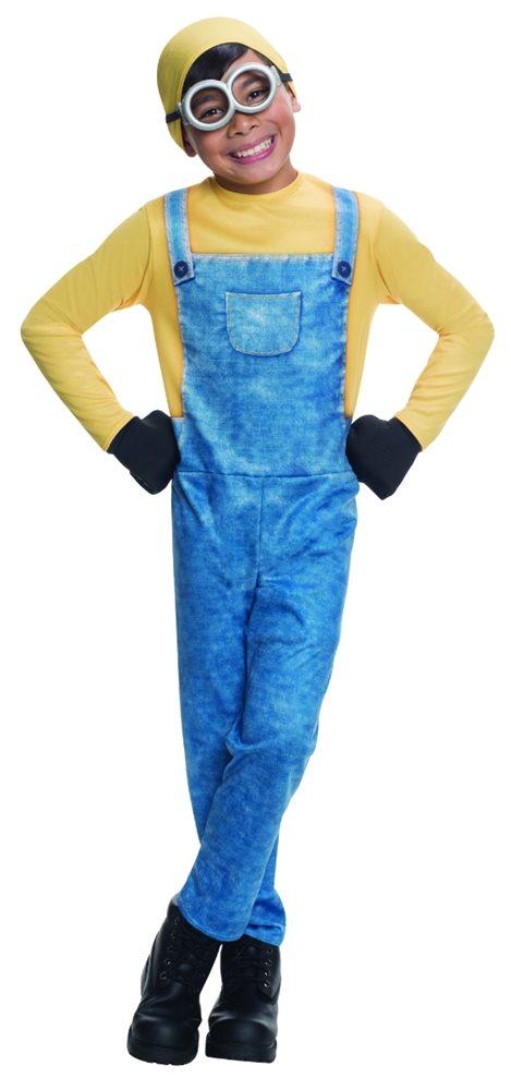 Picture of Bob the Minion Child Costume