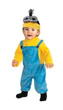 Picture of Kevin the Minion Toddler Costume