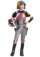Picture of Star Wars Sabine Wren Deluxe Child Costume
