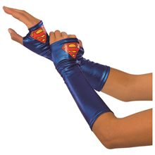 Picture of Supergirl Adult Gauntlets