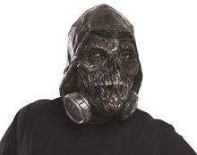 Picture of Batman Arkham Scarecrow 3/4 Adult Mask