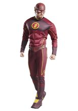 Picture of The Flash TV Series Deluxe Adult Mens Costume