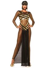 Picture of Egyptian Nile Queen Adult Womens Costume