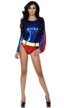 Picture of Dashing Defeater Sexy Hero Adult Womens Costume