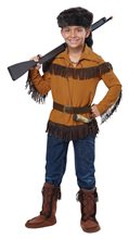 Picture of Frontier Boy Davy Crockett Child Costume