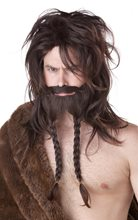 Picture of Viking Wig, Beard, and Moustache Set