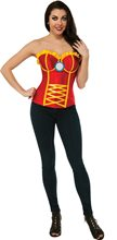 Picture of Iron Woman Rescue Adult Womens Corset