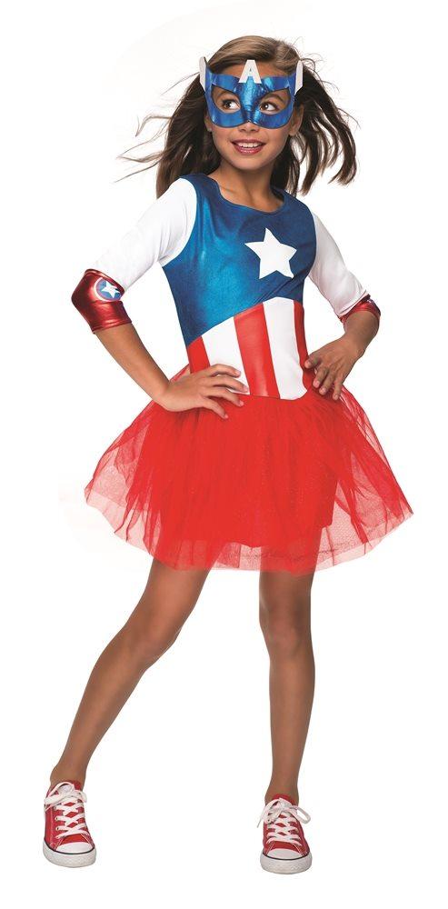 Picture of American Dream Metallic Child Costume
