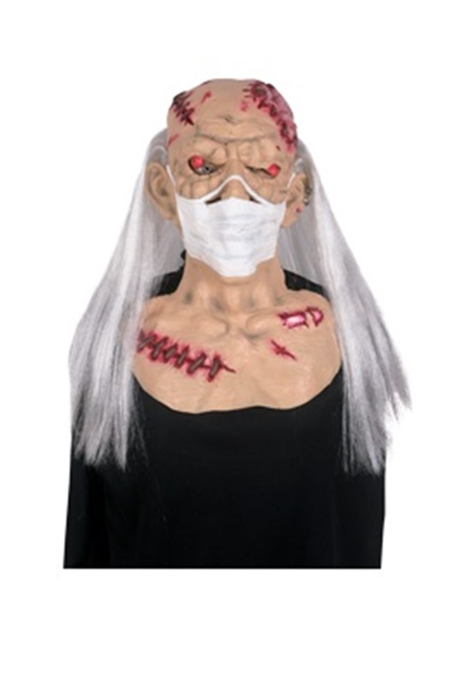 Picture of Apocalypse Survivor Deluxe Mask (More Styles)