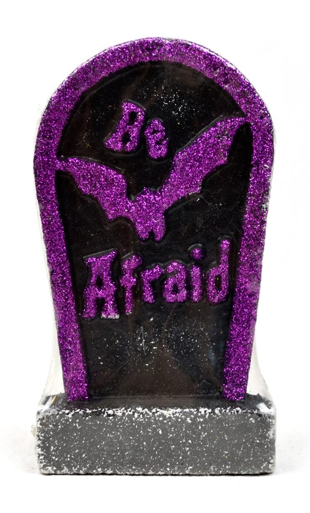Picture of Mini Glitter Tombstone 6.5in (More Colors)
