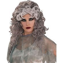 Picture of Ghostly Gal Grey Wig