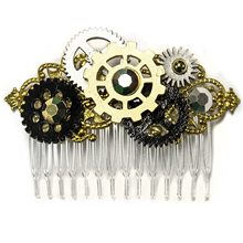 Picture of Steampunk Hair Comb