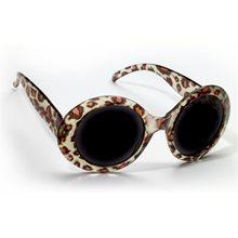 Picture of Retro Rock Leopard Sunglasses