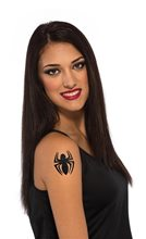 Picture of Spider-Girl Glitter Tattoo
