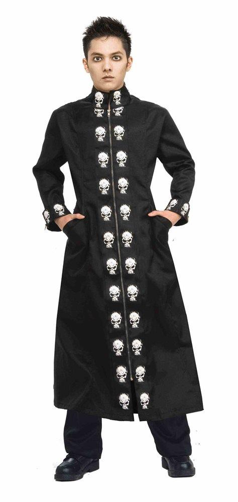 Picture of Skull Duster Teen Coat