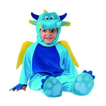 Picture of Blue Dragon Infant Costume