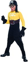 Picture of Minion Pirate Child Costume