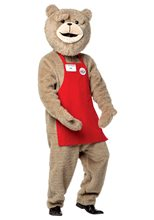 Picture of Ted 2 Apron Costume Add-On