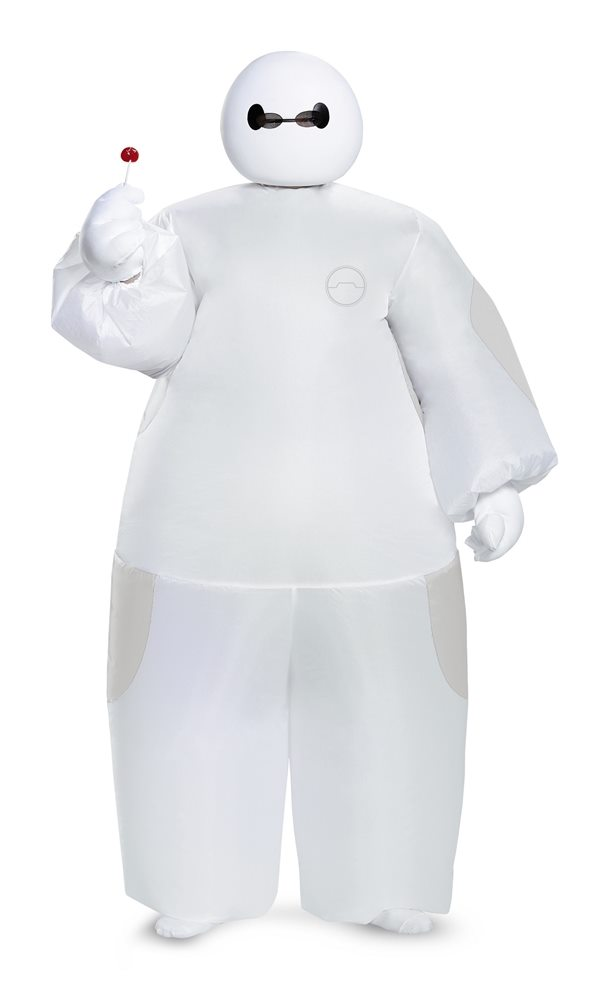 Picture of Big Hero 6 White Baymax Inflatable Child Costume
