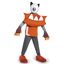 Picture of Mixels Deluxe Infernite Vulk Child Costume