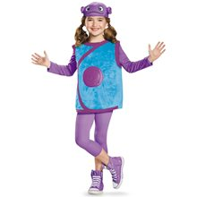 Picture of Home Deluxe Oh the Alien Toddler & Child Costume