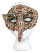Picture of Colorful Old Witch Masquerade Mask