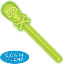Picture of Super Glow Skull Wand