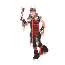 Picture of Tomahawk Warrior Child Costume Kit