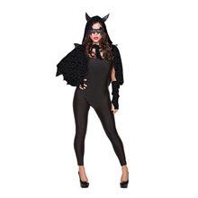 Picture of Bat Crazy Cape Costume Kit