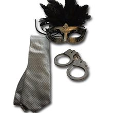 Picture of Naughty Shades Masquerade Adult Costume Kit