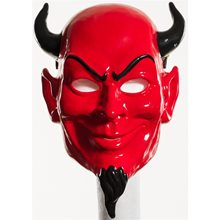 Picture of Scream Queens Devil Vacuform Mask