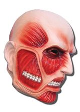 Picture of Attack on Titan Colossal Titan Mask